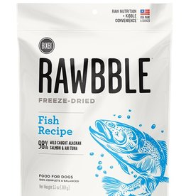 Bixbi Rawbble Frz Dried Salmon/Chic