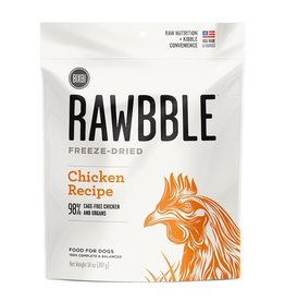 Bixbi Rawbble Freeze Dried Chicken