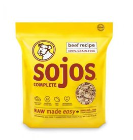 Sojos Sojo's  Freeze Dried Diet Beef 1.75lb