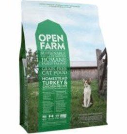 Open Farm Open Farm Chi/Turk cat 8lb