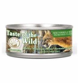 Taste of the Wild Taste of the Wild Rocky Mnt feline cans 5.5oz (case of 24)