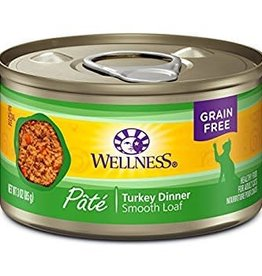 Wellness Wellness Turkey canned cat food 5.5oz