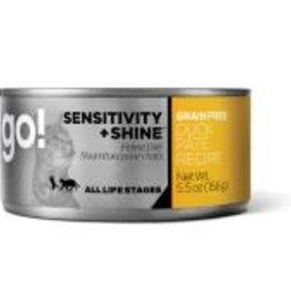 Go! Go! Sensitivity + Shine feline duck 5.5oz