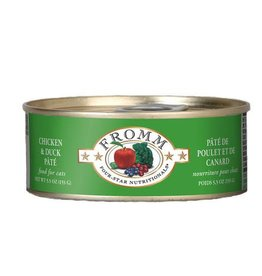 Fromm Fromm Chicken and Duck feline pate 5.5oz
