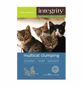 Integrity Integrity clumping multi cat litter