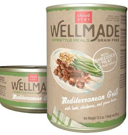 Cloud Star Wellmade Mediterranean Grill 12.5oz