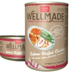 Cloud Star Wellmade Salmon Stuffed Chicken 12.5oz