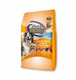 Nutrisource Nutrisource Lamb & Rice dog