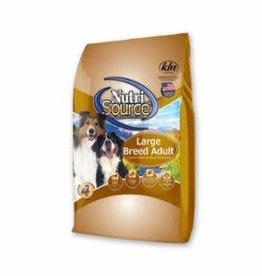 Nutrisource Nutrisource LB Lamb & Rice adult dog 33lb