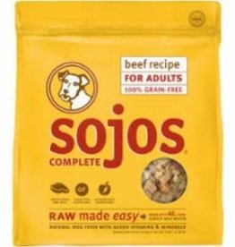 Sojos Sojo's Freeze Dried Diet Beef 7lb
