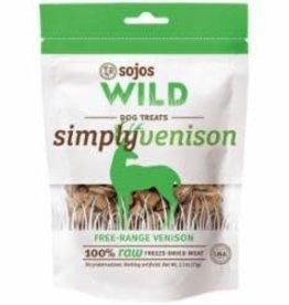 Sojos Sojo's Simply Wild Venison