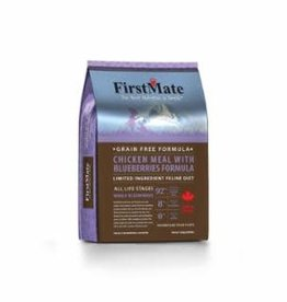 First Mate FirstMate GF Chicken and Blueberry Adult Cat Food