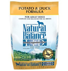 Natural Balance Natural Balance LID Duck dog food