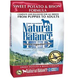 Natural Balance Natural Balance LID Swt Potato & Bison