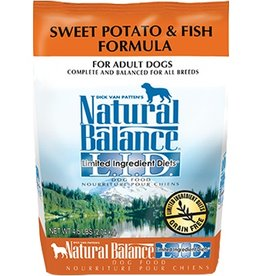 Natural Balance Natural Balance Sweet Potato & Fish