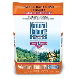 Natural Balance Natural Balance Swt Potato & Fish Small Breed