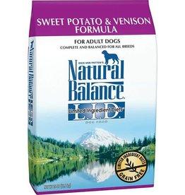 Natural Balance Natural Balance Swt Potato & Venison