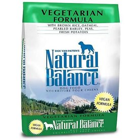 Natural Balance Natural Balance Vegetarian dog food