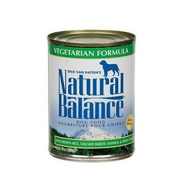 Natural Balance Natural Balance Vegetarian canned food 13oz
