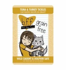 Weruva Weruva BFF GF Tickles cat pouch 3oz