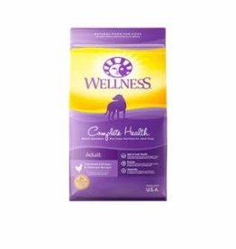 Wellness Wellness Complete Health Chicken dog 30lb