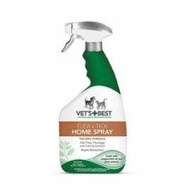 Vet's Best Vet's Best Home flea & tick spray 32oz