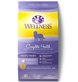 Wellness Wellness Complete Health weight control dog 5lb