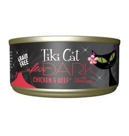 Tiki Cat Tiki Cat After Dark Chicken and Beef cans 5.5oz