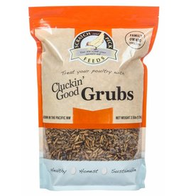 Scratch & Peck Scratch & Peck Cluckin' Good Grubs 20oz