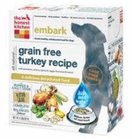 The Honest Kitchen Honest Kitchen GF Turkey (Embark) 10lb