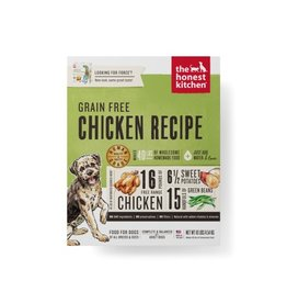 The Honest Kitchen Honest Kitchen GF chicken 10lb