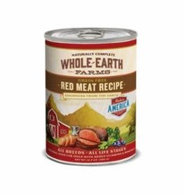 Merrick Merrick Whole Earth Farms red meat cans (case of 12)