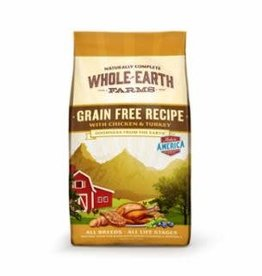 Merrick Merrick Whole Earth Farms GF Chic & Turk