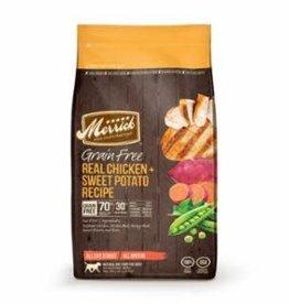 Merrick Merrick GF Chicken and Sweet Potato Dry