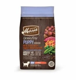 Merrick Merrick GF Beef and Sweet Potato Puppy Dry