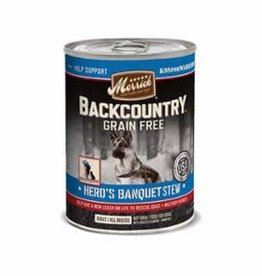 Merrick Merrick Backcountry Hero's Banquet Dog Can 12.7oz