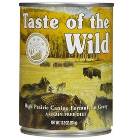 Taste of the Wild Taste of the Wild High Prairie (Case of 12 cans)