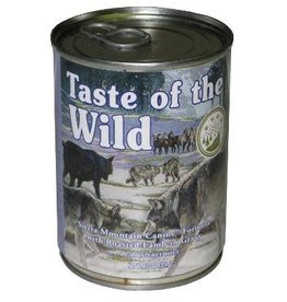 Taste of the Wild Taste of the Wild Sierra Mnt (Case of 12 cans)