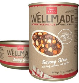 Cloud Star Wellmade Savory Beef Stew 12.5oz (Case of 12 cans)