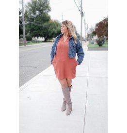 Lush Business Cas Girlfriend Dress