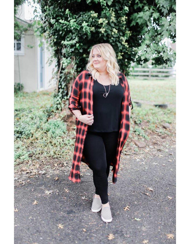 Gilli Lets Dance Flannel Dress / Cury