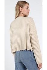 WILD HONEY 8IT0860HJust Cut It Sweater