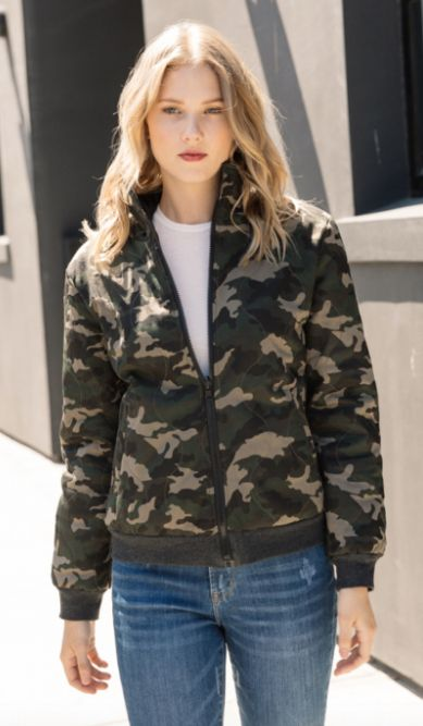 Is CAMO the new BLACK?!
