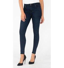 KUT Mia Slim Fit High Waisted Skinny Jeans
