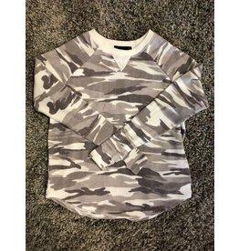 Six Fifty Clothing Brushed Thumbhole Top