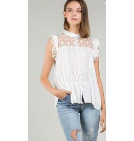 POL clothing Daisy Top