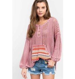 POL clothing One Love Lightweight Sweater