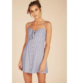 VINTAGE  HAVANA Bayside Mini Dress