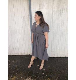 Gilli Wrap me Pretty Dress