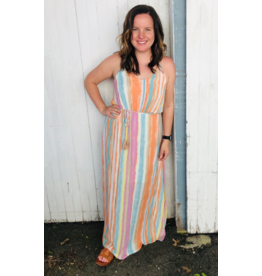 Gilli Rainbow Glory Maxi Dress